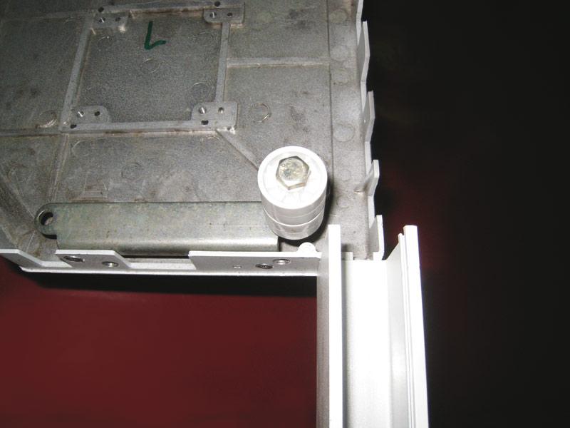 rolovací vrata MAXDOORS box
